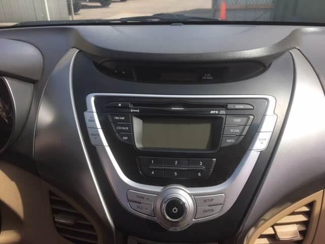 2012 Hyundai Elantra GLS 4dr Sedan - Albuquerque NM