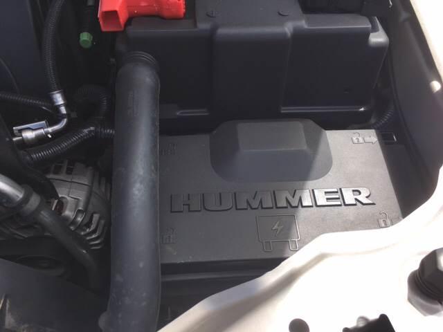 2008 HUMMER H3 4x4 4dr SUV - Albuquerque NM