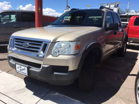 2007 Ford Explorer Sport Trac for sale in Albuquerque, NM
