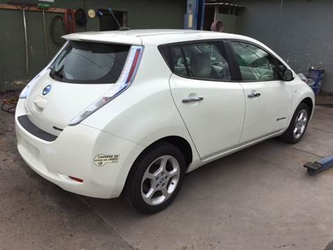 2011 Nissan LEAF for sale in Albuquerque, NM