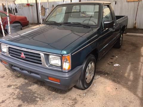 1993 Mitsubishi Mighty Max Pickup