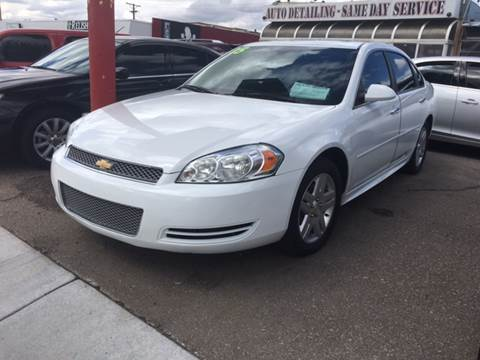 2015 Chevrolet Impala Limited for sale in Albuquerque, NM