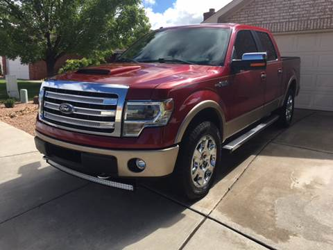 2014 Ford F-150 for sale in Albuquerque, NM