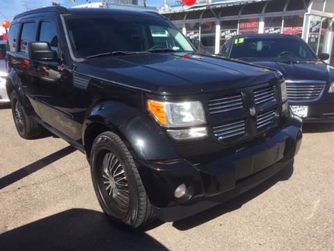 2011 Dodge Nitro for sale in Albuquerque, NM