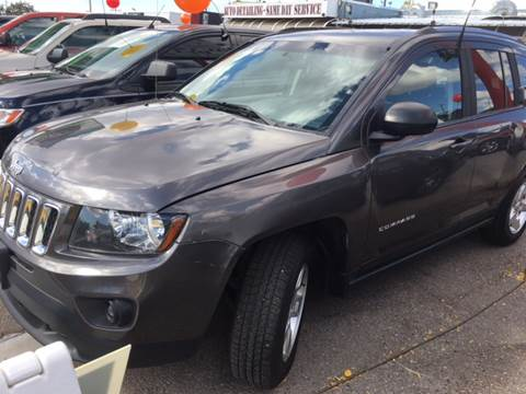 2015 Jeep Compass for sale in Albuquerque, NM