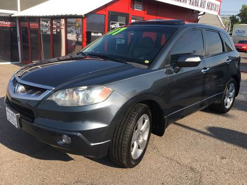 2007 Acura RDX for sale at Auto Depot in Albuquerque NM