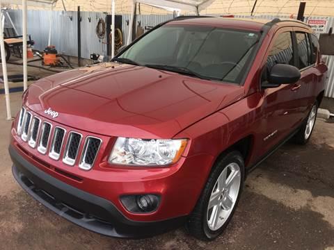 2011 Jeep Compass for sale in Albuquerque, NM