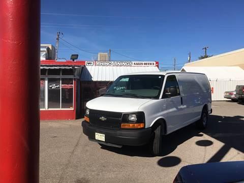 2012 Chevrolet Express Cargo for sale in Albuquerque, NM