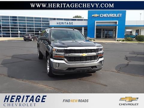 2016 Chevrolet Silverado 1500 $29,500