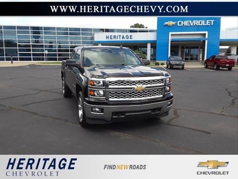 High Quality 2015 Chevrolet Silverado 1500 $30,000