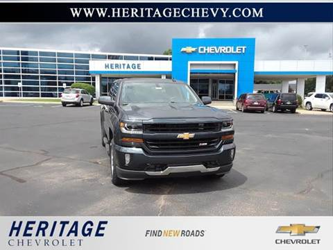 Attractive 2018 Chevrolet Silverado 1500
