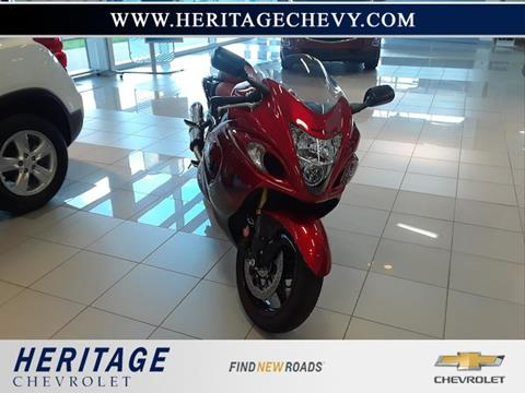 2014 Suzuki Hayabusa for sale in Creek, MI