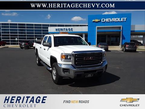 2015 GMC Sierra 2500HD for sale in Creek, MI