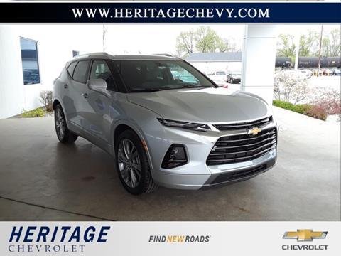 Heritage Chevrolet Inc Car Dealer In Creek Mi