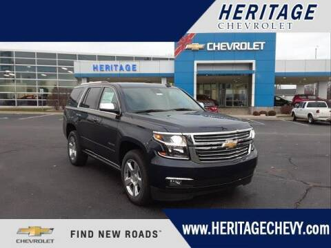 2020 Chevrolet Tahoe for sale at HERITAGE CHEVROLET INC in Creek MI