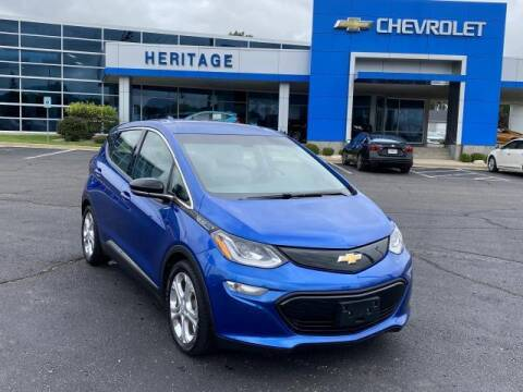 2017 Chevrolet Bolt EV for sale at HERITAGE CHEVROLET INC in Creek MI