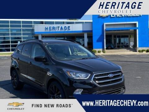 2019 Ford Escape for sale at HERITAGE CHEVROLET INC in Creek MI
