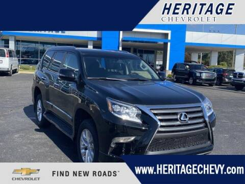 2018 Lexus GX 460 for sale at HERITAGE CHEVROLET INC in Creek MI