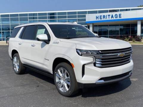 2021 Chevrolet Tahoe for sale at HERITAGE CHEVROLET INC in Creek MI