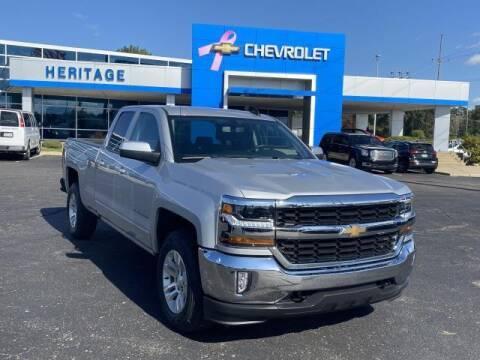 2017 Chevrolet Silverado 1500 for sale at HERITAGE CHEVROLET INC in Creek MI