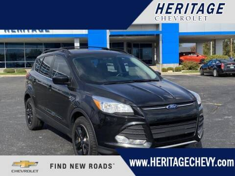 2015 Ford Escape for sale at HERITAGE CHEVROLET INC in Creek MI