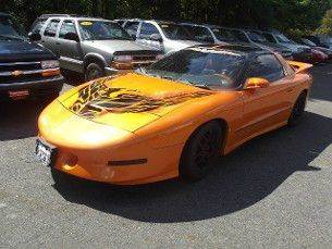 1997 Pontiac Trans Am for sale in Kulpmont, PA