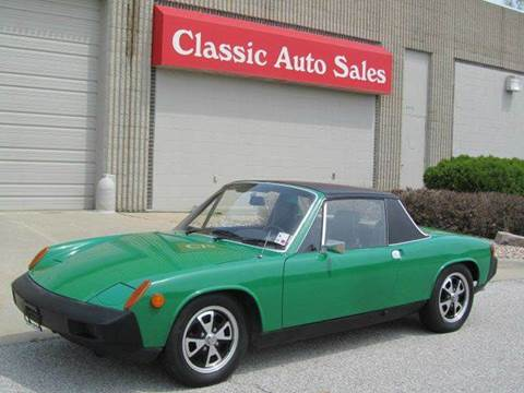 1975 Porsche 914 for sale in Omaha, NE