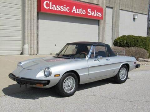 1981 Alfa Romeo Spider for sale in Omaha, NE