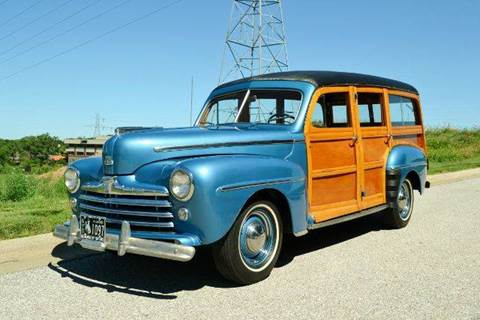 1947 Ford Panel Truck for sale in Omaha, NE