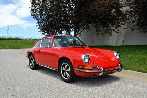 1969 Porsche 911 Carrera for sale in Omaha, NE