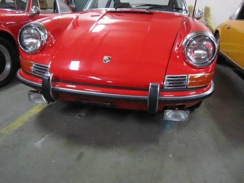 1969 Porsche 911 Carrera