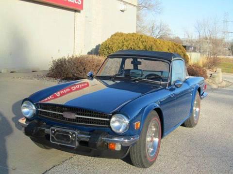 1975 Triumph TR6 for sale in Omaha, NE