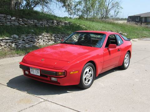 1987 Porsche 944 for sale in Omaha, NE