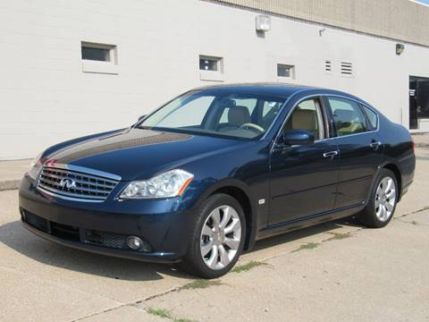 2006 Infiniti M35 for sale at CLASSIC AUTO SALES INC in Omaha NE