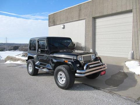 1993 Jeep Wrangler for sale in Omaha, NE