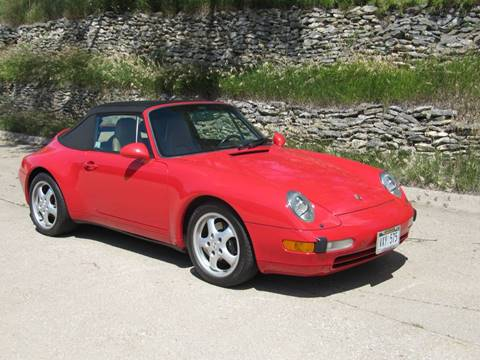 1995 Porsche 911 Carrera for sale at CLASSIC AUTO SALES INC in Omaha NE