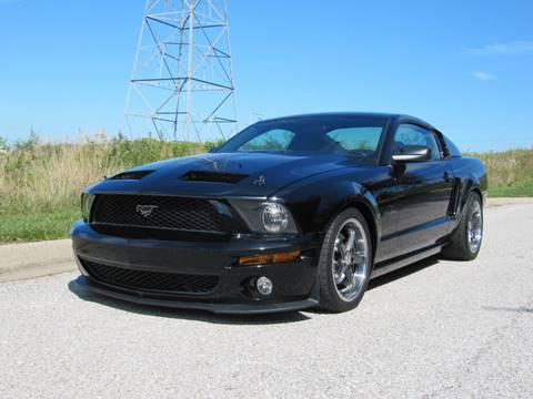 2006 Ford Mustang GT Premium for sale at CLASSIC AUTO SALES INC in Omaha NE