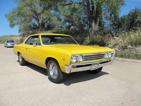 1967 Chevrolet Chevelle Malibu for sale in Omaha, NE
