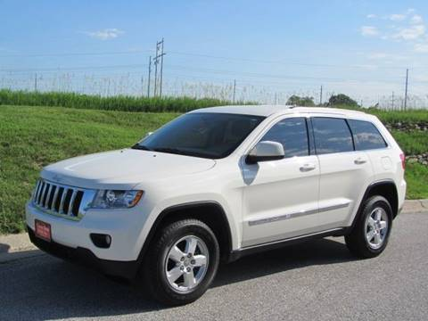 2011 Jeep Grand Cherokee Laredo for sale at CLASSIC AUTO SALES INC in Omaha NE