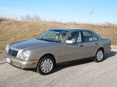 1999 Mercedes-Benz E-Class E 320 for sale at CLASSIC AUTO SALES INC in Omaha NE