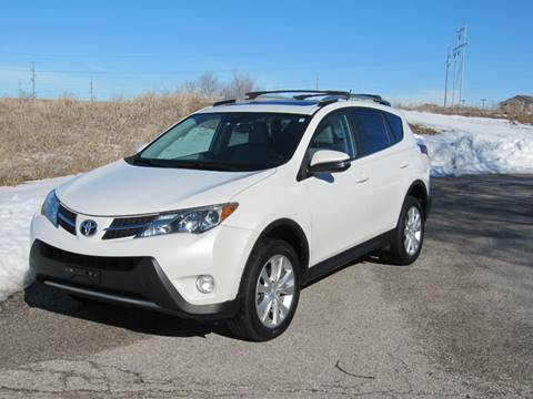 2013 Toyota RAV4 Limited for sale at CLASSIC AUTO SALES INC in Omaha NE