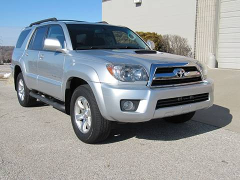 2008 Toyota 4Runner Sport Edition for sale at CLASSIC AUTO SALES INC in Omaha NE