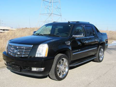 2007 Cadillac Escalade EXT for sale at CLASSIC AUTO SALES INC in Omaha NE