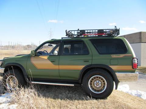 1997 Toyota 4Runner SR5 for sale at CLASSIC AUTO SALES INC in Omaha NE