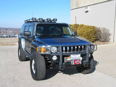 2006 HUMMER H3 for sale at CLASSIC AUTO SALES INC in Omaha NE