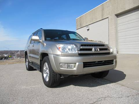 2005 Toyota 4Runner Limited for sale at CLASSIC AUTO SALES INC in Omaha NE