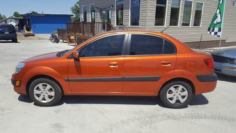 2008 Kia Rio for sale at Allstate Auto Sales in Twin Falls ID