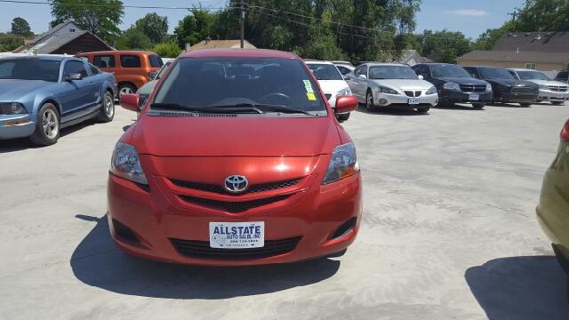 2007 Toyota Yaris S 4dr Sedan (1.5L I4 4A) - Twin Falls ID