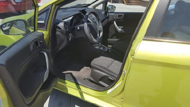 2011 Ford Fiesta SE 4dr Sedan - Twin Falls ID