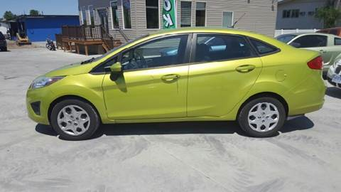 2011 Ford Fiesta for sale at Allstate Auto Sales in Twin Falls ID